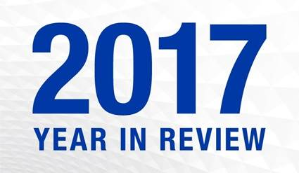Title for 2017 Year in Review for H.B. Fuller.